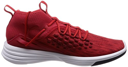 Fitness Red White De Rouge Homme puma Chaussures ribbon Fusefit 02 Mantra Puma Ia86gg