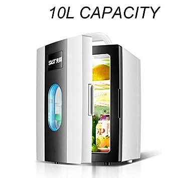 Be82aene - Mini nevera de 12 V/24 V/220 V, 10 L, refrigerador de ...