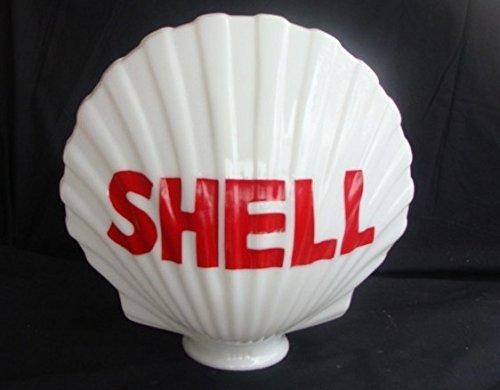 Reproduction Shell Gas Pump Globe