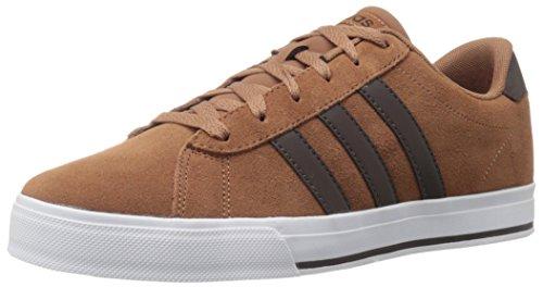 adidas performance männer täglich sneaker mode, holz / mustang brown