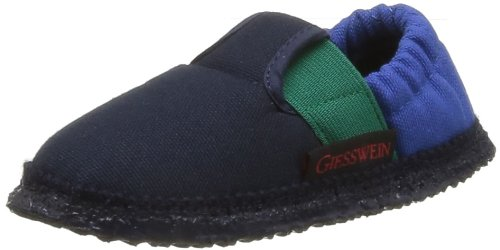 Giesswein Toddler/Little Kid Slipper,Dark Blue,35 EU (US Big Kid 4 M) by Giesswein