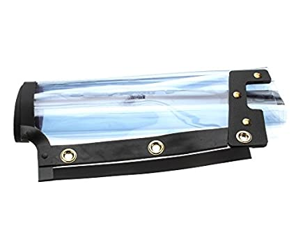 Sz D18-3//4x78x.08 Cci Cool Curtain CV-RP3678LT Clrpl Panel Lt