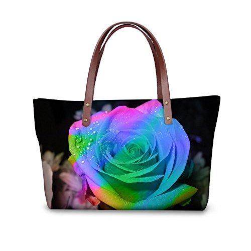 Stylish Bags Shoulder Women C8wcc3452al Handbags Casual FancyPrint BwOxdqx