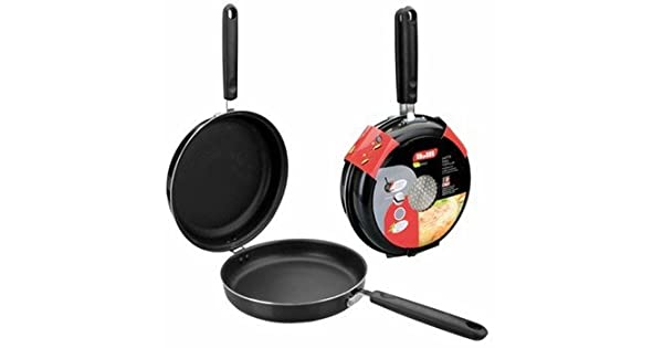 Amazon.com: Español omelette Pan. Diámetro de 5 1/2 inch ...