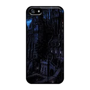 Top Quality Rugged Fantady Castle At Night Case Cover For Iphone 5/5s
