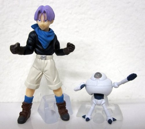 Bandai Dragon Ball GT HG Part 1 Gashapon Figure-Trunks & ()
