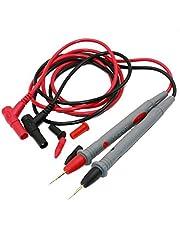 كابل مجسات اختبار يونيفرسال بسن قلم للعداد المتري الديجيتال - 20 امبير - زوج واحد