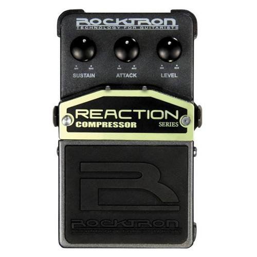 Rocktron Reaction Compressor Effect Pedal by Rocktron