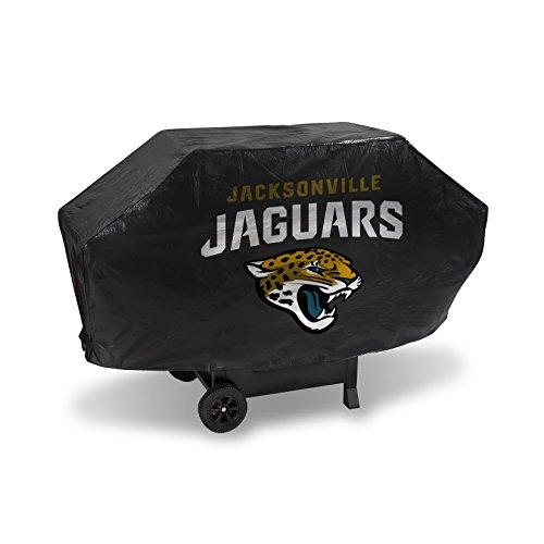 NFL Jacksonville Jaguars Vinyl Padded Deluxe Grill Cover