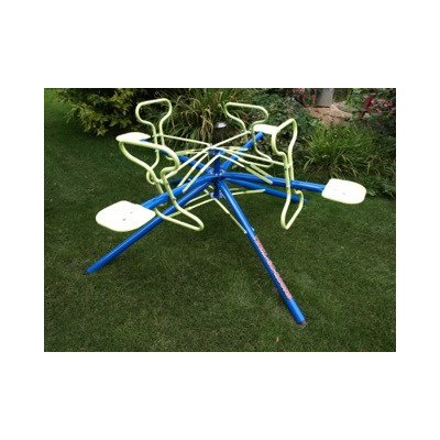 - 4 Seater Merry-Go-Round and Teeter Totter