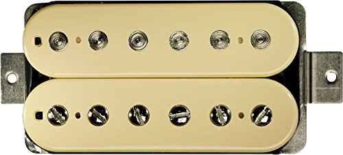 DiMarzio DP223 PAF Bridge Humbucker 36th Anniversary Electric Guitar Pickup Creme F-Spaced
