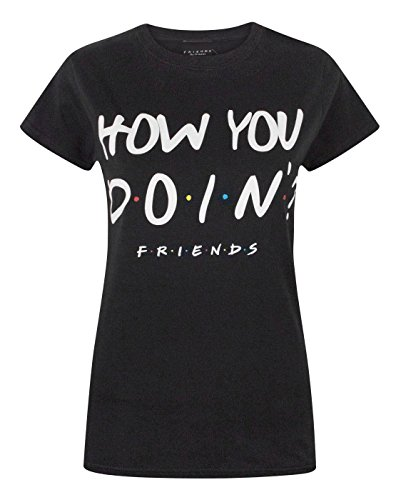 Friends How You Doin' Women's T-Shirt (S)
