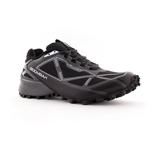 Boombah Männer Hellcat Trail Schuh - 14 Farboptionen - mehrere Größen Schwarz / Kohle