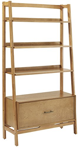 Crosley Furniture Landon Etagere Bookcase 41z9ntHCf6L