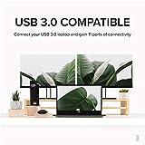Plugable USB 3.0 Universal Laptop Docking Station