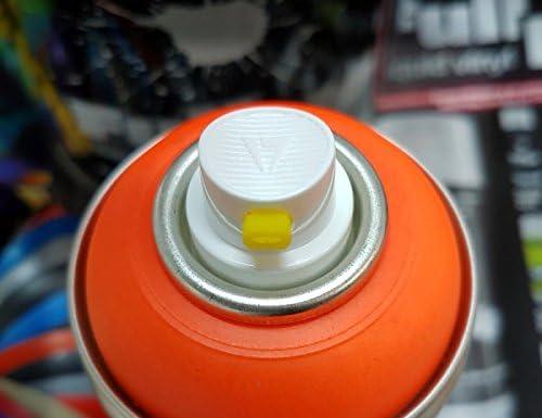 FullDip FLD0402 Vinilo Líquido, Naranja Flúor, 400 ml: Amazon.es ...