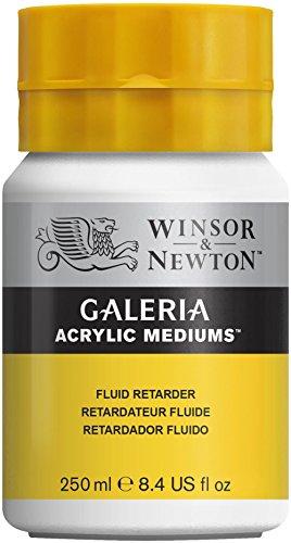 Winsor & Newton Galeria Acrylic Medium Fluid Retarder, 250ml