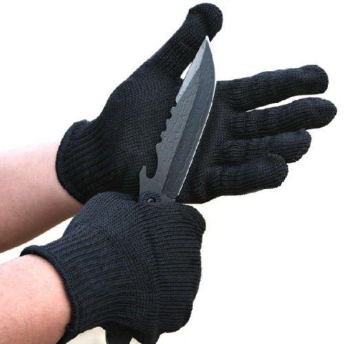 Romote in acciaio inox di sicurezza filo Lavoro Anti-Slash Cut resistenza statica Proteggere Guanti