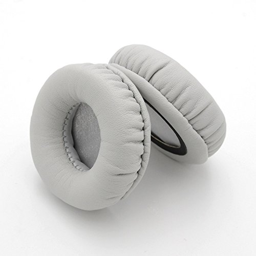 YunYiYi Gray Replacement Pillow Earpads Ear Pads Foam Cover Cups Cushions Repair Parts for AKG K830BT K840 Headphones Headset