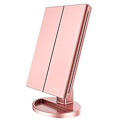BESTOPE Makeup Vanity Mirror with Lights...