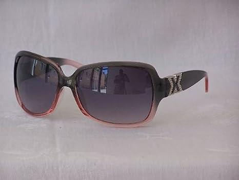 Emeco High Society Designer lunettes de soleil X modèle de gs2105, SCHWARZ/LILIA BETON
