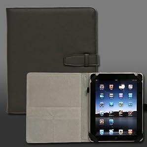 Brighton iPad専用レザーケース LEATHER CASE FOR iPad 黒 BI-PADFL/BK