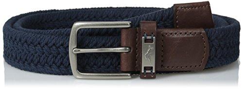 Tommy Bahama Men's Cotton Webbed Belt