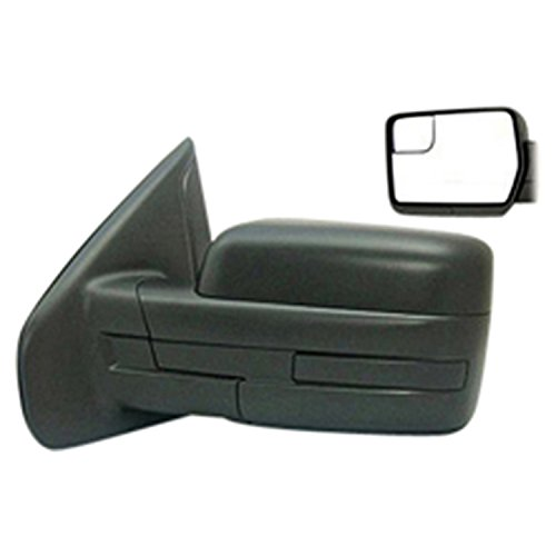 CPP FO1320408 Heated Left Mirror for 2011-2014 Ford F-150