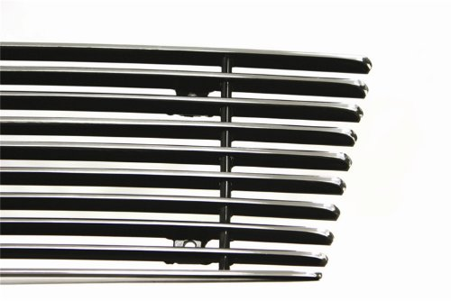 Carriage Works 41892 Polished Aluminum Billet Bumper (Ford Excursion Carriage)