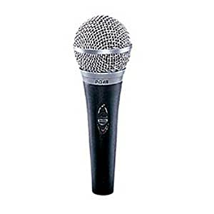 Shure PG48-LC Vocal Dynamic Microphone, Cardioid