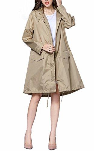Veste Femmes Raincoat Awake Regardez Classique XxzIIO