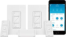 Image of the product Lutron Caseta Smart Start that is listed on the catalogue brand of Lutron.
