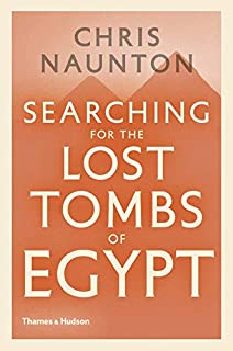 Book Cover: Searching for the Lost Tombs of Egypt