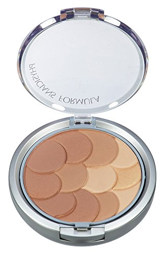 Physicians Formula Magic Mosaic Multi-Colored Custom Face Powder, Light Bronzer, ()
