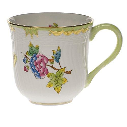 Queen Herend (Herend Queen Victoria Mug)