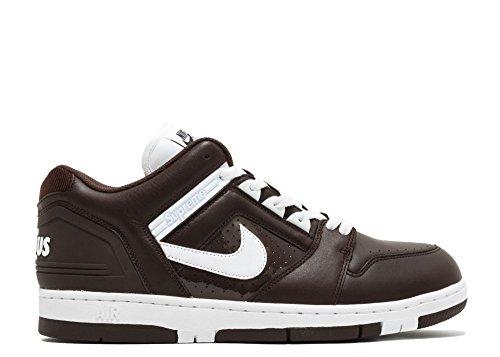 Nike Sb Af2 Laag Opperste Heren Trainers Aa0871 Schoenen Van De Barok Bruin, Wit