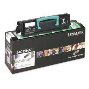 Lexmark High Yield Return Program Toner Cartridge - Black - 6000 Standard Pages (This Pa - By