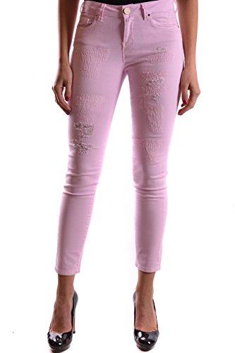 Pinko Femme FUJICO30P39 Rose Polyester Jeans