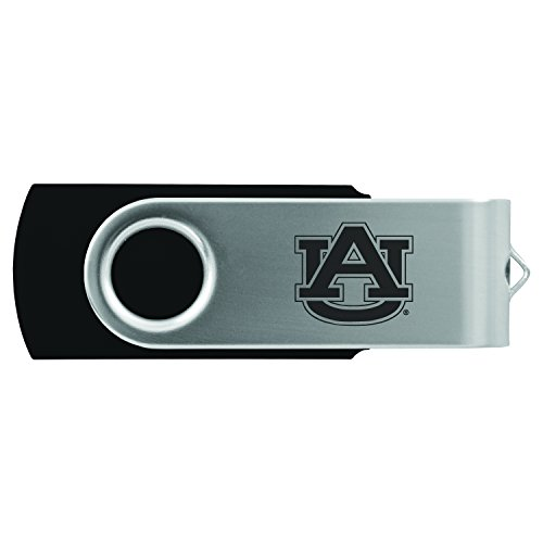 Auburn University -8GB 2.0 USB Flash Drive-Black