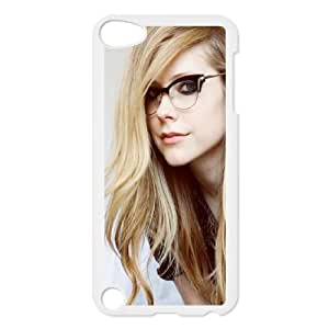 Geeky Avril Lavigne iPod Touch 5 Case White phone component RT_310022
