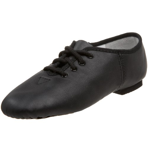 Dance Class J101 Leather Jazz (Little KidBig Kid)Black1.5 M US Little Kid