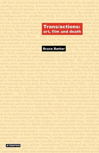 Read Online Trans/Actions: Art, Film and Death pdf