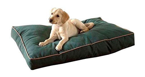 Jamison Indoor & Outdoor Faux Gusset Dog Bed (42 in. L x (Gusset Jamison Pet Bed)