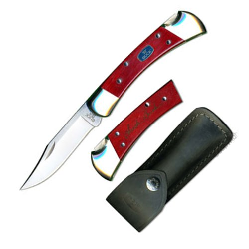 Buck Chairman Series Folding Hunter Pocket Knife, Outdoor Stuffs