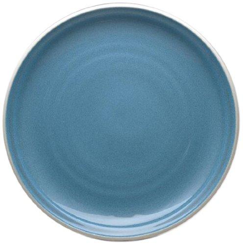 Noritake Colorvara Round Platter, 12-Inch, Blue