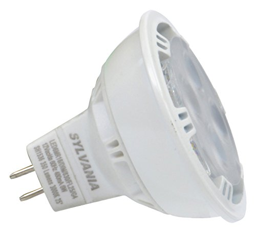 SYLVANIA-Ultra-LED-Light-Bulb-dimmable-6W-Replacing-20W-Halogen-MR16-12V-G4-Bi-Pin-Base-3000K