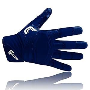 cutters s451 rev pro 2d solid gants de football am ricain bleu marine xxl. Black Bedroom Furniture Sets. Home Design Ideas