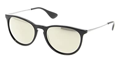 7a5cce64142 ... germany ray ban rb4171 601 5a 54 black gold mirror erika sunglasses  bundle 2 a04e2 c0afb