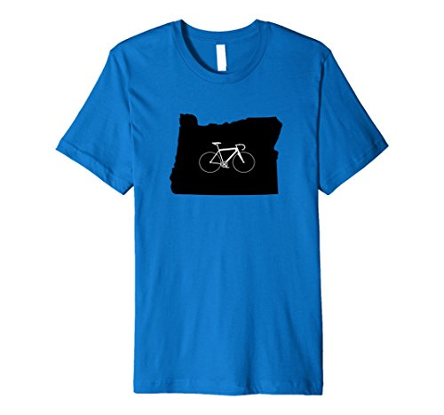 Oregon State Cycling Jersey (Oregon Bicycle Shirt, Cyclist Tee, State Road Bike)