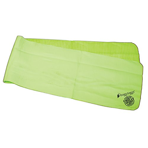 Frogg Toggs Chilly Sport, Hi-Vis Green-One Size, One Size